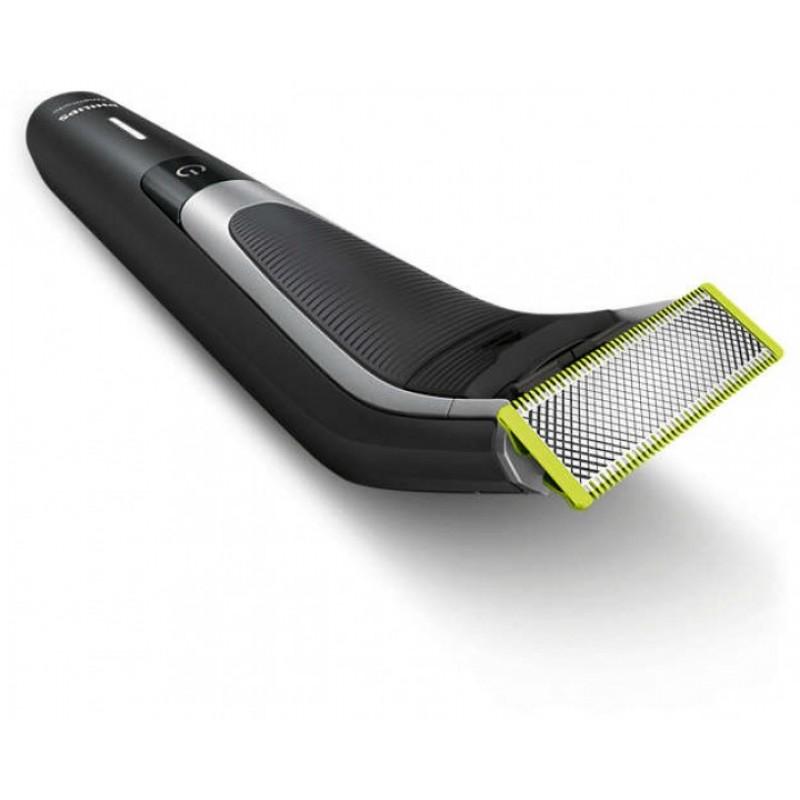 Philips QP6520/20 One Blade Pro – Herren Rasierer, Styler und Trimmer für 44,49€