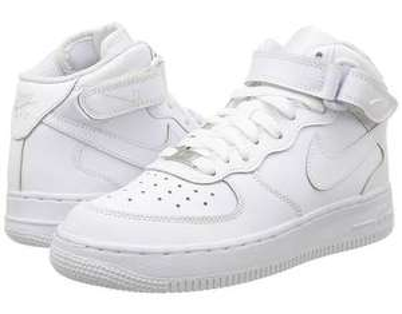 [Allyouneed / myfreshbrands] Nike Air Force 1 Mid 07 (GS), Damen Sneaker, Weiß, Größe 36-39