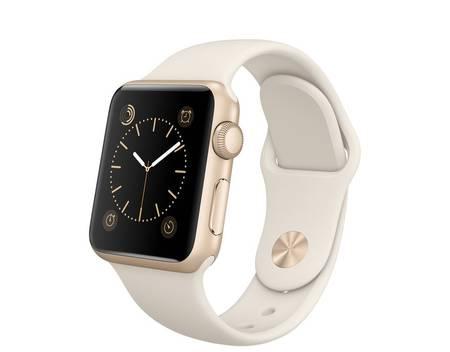 Apple Watch Sport 1. Gen Modellnummer: A1553 für 264,95€ @ Allyouneed