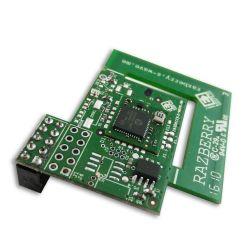 [CyberPort] Z-Wave RaZberry2 Modul (Z-Wave.Me)