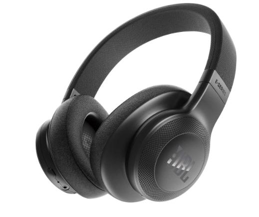 [Conrad Neukunden] JBL Harman E55BT Over Ear Bluetooth Kopfhörer Schwarz für 86,99 Euro