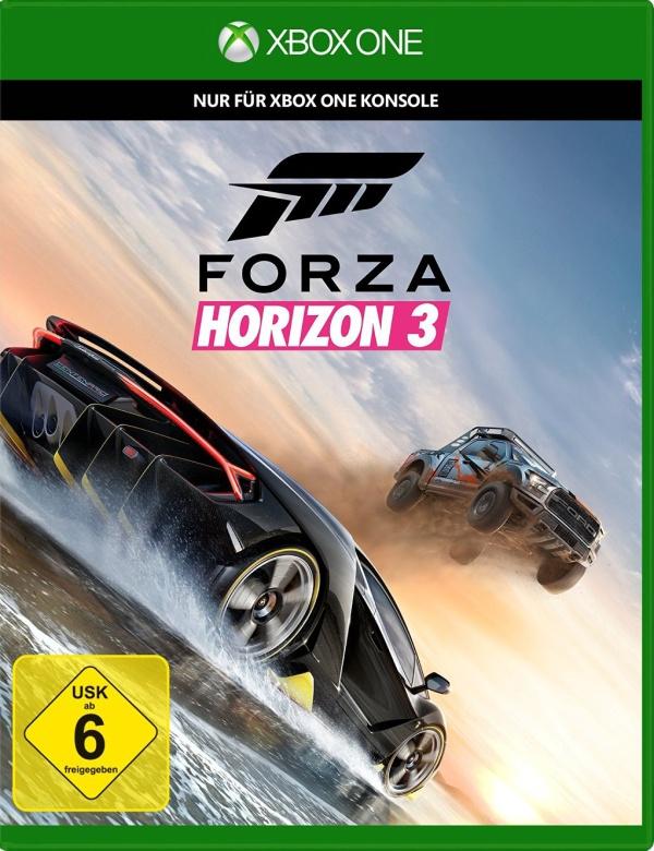Forza Horizon 3 (Xbox One) für 32,70€ inkl. VSK (Shopto)