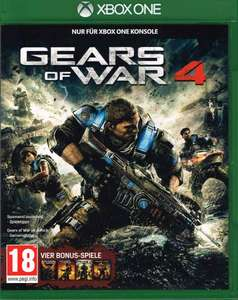 [XBOX ONE] Gears of War 4 Sonderedition bei Gameware.at