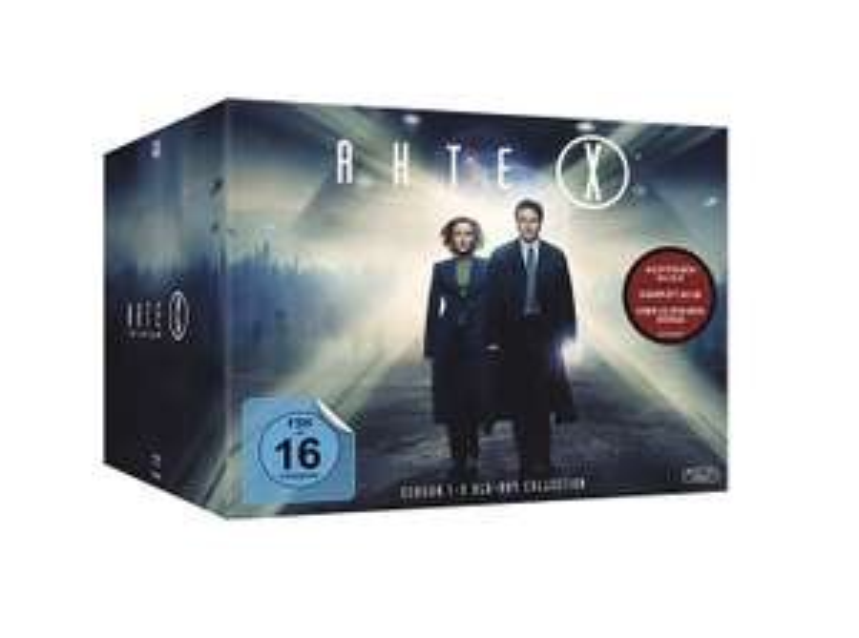 Akte X - Die komplette Serie [Blu-ray] für 79,97€ (Amazon)