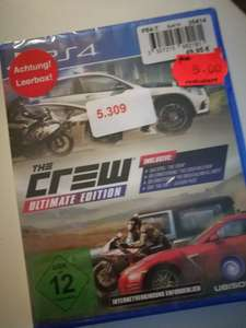[Lokal] PS4 The Crew Ultimate Edition 5€ ...