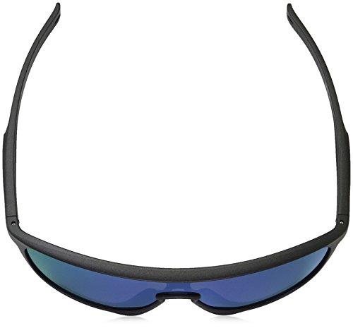 Oakley Herren Trillbe Sonnenbrille  - Steel/Violet Iridium  - Amazon.de