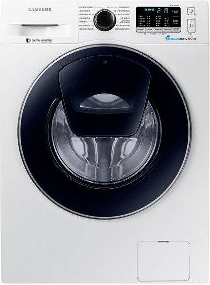 [MEDIMAX] Samsung WW80K5400UW // Waschmaschine // 499€ // 75€ Cashback