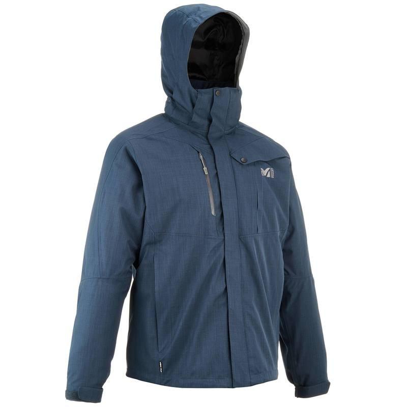 Millet 3 in 1 Winter Jacke Blau Grösse S