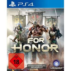 For Honor (PS4) für 46,90€ [ZackZack]