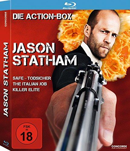 [Amazon Prime] Jason Statham - Die Action Box [Blu-ray]