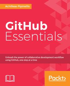 """Gratis E-Book """"GitHub Essentials"""" [packtPub]"""