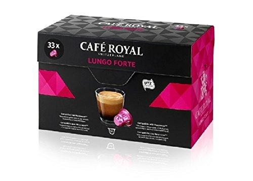 20% auf Café Royal Nespresso Kapseln@Amazon - Effektiv für 21,3 Cent pro Kapsel