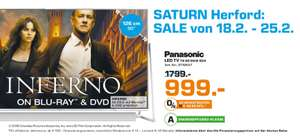 Panasonic TX-50DXW804 TV Ultra HD (4K) - Lokal? Saturn Herford