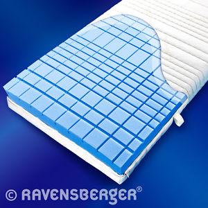 Ravensberger STRUKTURA-MED 60 7-Zonen HYLEX+HR Kaltschaummatratze @ebay ab 178€ für Plus-Mitglieder
