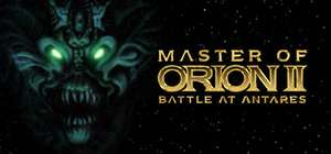 [Steam] Master of Orion I + II für 2,99