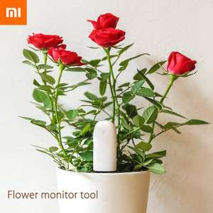 Original Xiaomi Mi Plant Flowers Tester Light Monitor  -  WHITE