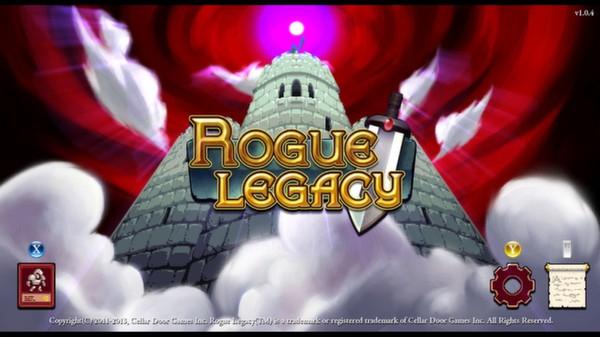 Rogue Legacy für 2,99€ [Steam]