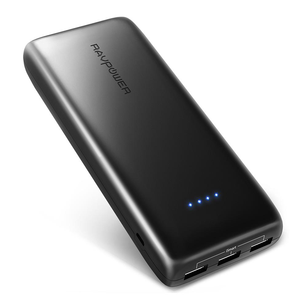 [Amazon|Teilweise Prime] Zwei weitere Powerbanks von RavPower (Eine mit USB Type C und QuickCharge 3.0)
