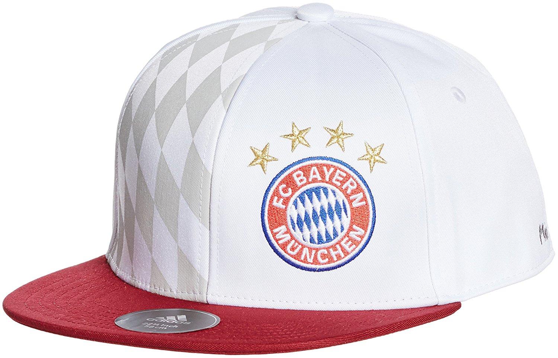 Adidas FC Bayern Flat Cap für 8,43€ (Amazon Prime)