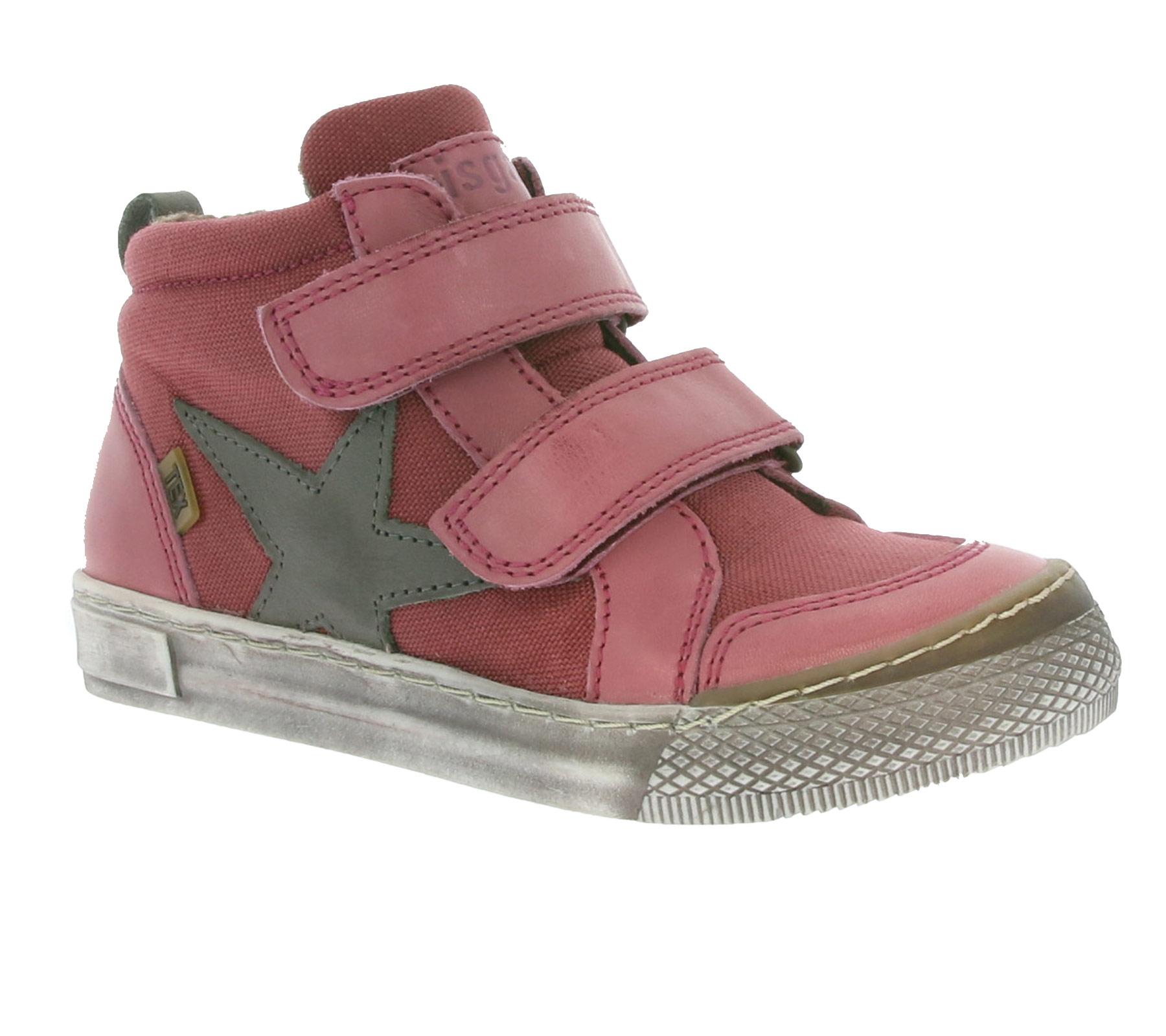 bisgaard Star Kinder Sneaker Pink bei outlet46