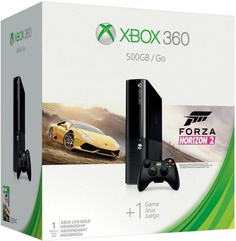 [Mediamarkt GDD] MICROSOFT Xbox 360 500GB Forza Horizon 2 Bundle für 95,-€ Versandkostenfrei