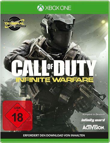 Call Of Duty: Infinite Warfare (Xbox One) für 25,80€ (Buecher.de)