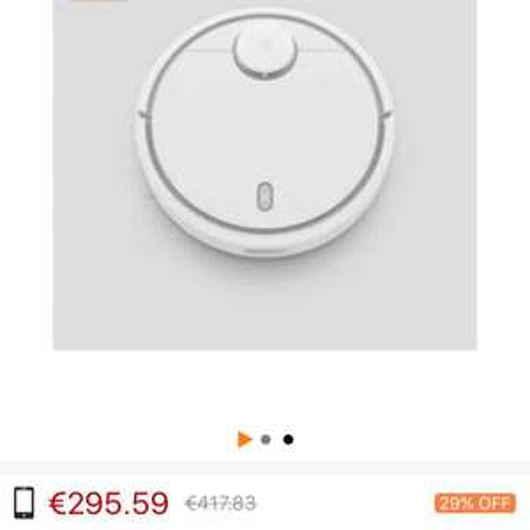 Xiaomi Smart Vacuum Cleaner Saugroboter