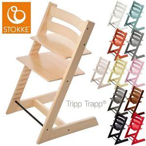 Stokke Tripp Trapp Kinder-Hochstuhl für 144,49€ durch eBay Plus Gutschein