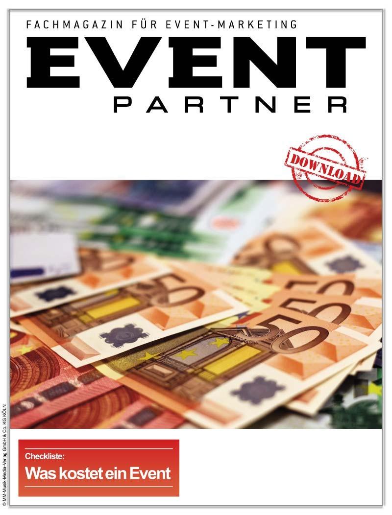 Event-Checkliste vom Fachmagazin Event Partner