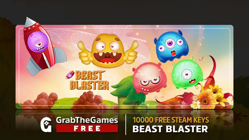 [STEAM] Beast Blaster gratis bei Gleam
