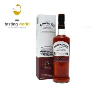 [ebay plus] SHERRY CASK Bowmore 9 Jahre LIMITED RELEASE Islay Single Malt Whisky 0,7l 40%