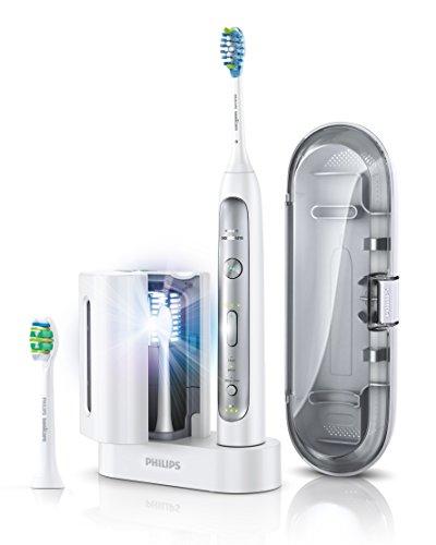 Philips Sonicare FlexCare Platinum Elektrische Zahnbürste mit Schalltechnologie