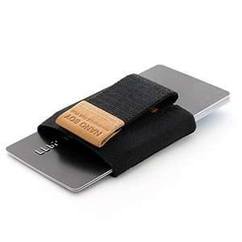 """Nano Boy"" Jaimie Jacobs Mini Wallet - Textil Geldbeutel - 29,90 statt 49,00"