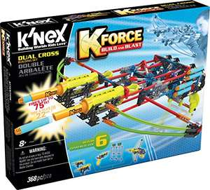 K-FORCE DUAL CROSS BUILDING SET für 10,34€ Amazon Prime