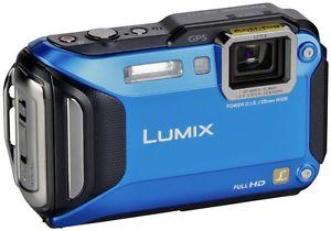 [EbayPlus] Panasonic Lumix DMC-FT5 16.1 MP Unterwasser Kompaktkamera wasser-/staubdicht 15% unter Idealo