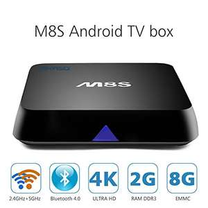 Amazon Deal - AKASO M8S 4K Android 4.4 TV Box Amlogic S812 Quad Core 2GB RAM 8GB Flash - Abverkauf ?