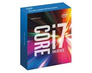[Ebay PLUS] Intel i7 7700K BOXED CPU, Prozessor, Quad Core, 4,2GHz, Kaby Lake LGA 1151 €304
