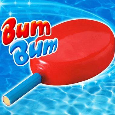 Bum Bum Eis 4x Eis mit Kaugummi im Stiel für nur 94 CENT bei (Lidl)