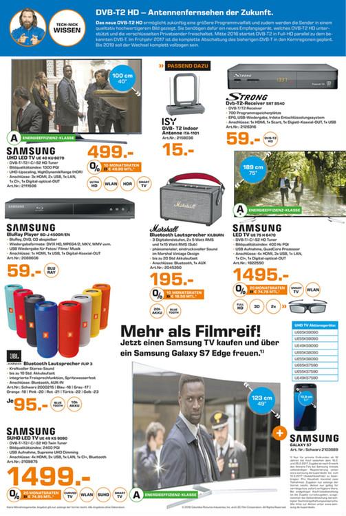 Samsung  UE75 H6470 Zum Best Preis bei Saturn Oldenburg!