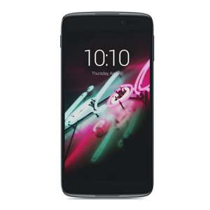 "[NBB] Alcatel One Touch Idol 3 6039Y Dark Grey EU [11,9cm (4,7"") HD Display, Android 6.0, 1.2GHz Quad-Core, 13MP Kamera, JBL-Sound]"