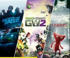[PSN] Need for Speed + Garden Warfare 2 + Unravel (PS+ 22,99€)