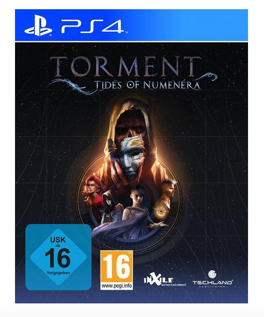 (GameStop+) Torment: Tides of Numenera (PS4/Xbox One) für 0,00€ bei abgabe von 2 Spielen aus der aktuellen Eintauschliste