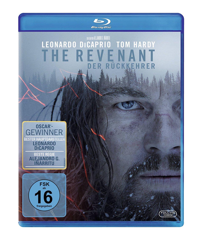 The Revenant [Blu-ray] - Bestpreis