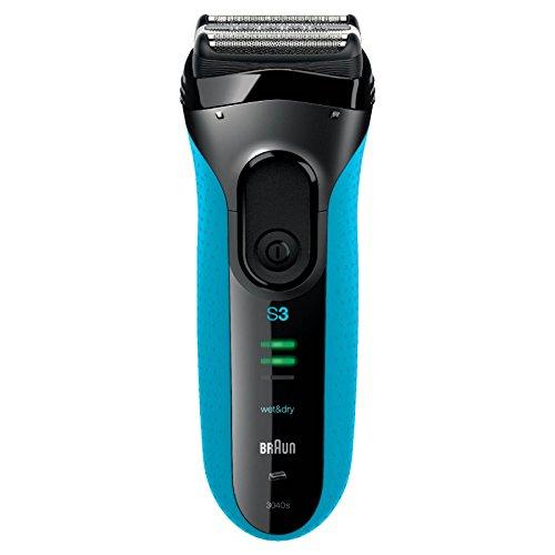 [Amazon UK] Braun Series 3 Elektrischer Rasierer, 3040s, blau