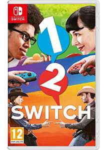 1-2-Switch (Nintendo Switch) für 40€ (Base.com)