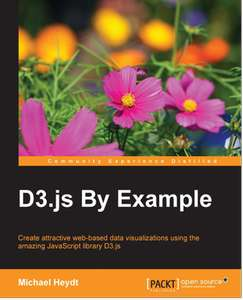 JavaScript library D3.js for visualizations [Packt Verlag eBook]