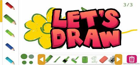 "[Grabthegames] ""Let's Draw"" gratis Steam-Key"