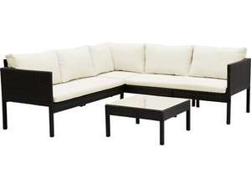 CMI Corner Lounge-Set 4-teilig