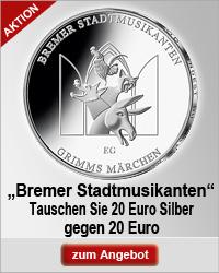 [Anlagegold 24] Gold- und Silbermünzen aus Deutschland und Frankreich zum Tauschpreis