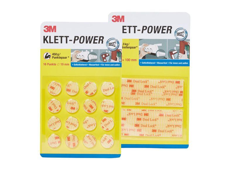 [Lidl] 3M Klett-Power und Klettbinder ab 27.02.17